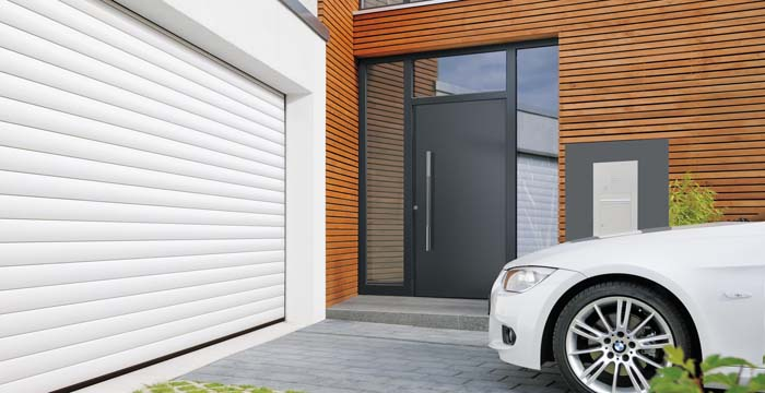 Portes de garage enroulable