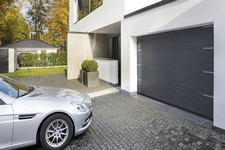 Motorisation de portes de garage